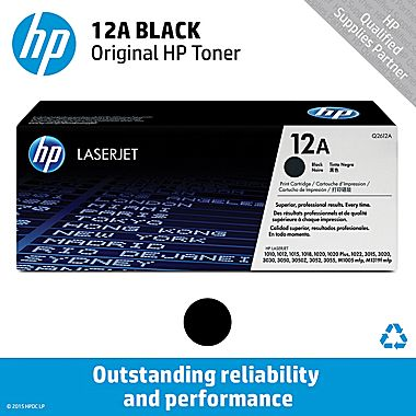 Hewlett Packard HP Q-2612X Compatible Laser Toner Cartridge